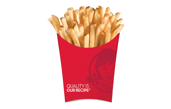 Wendy's fries png. Wendy s quality is