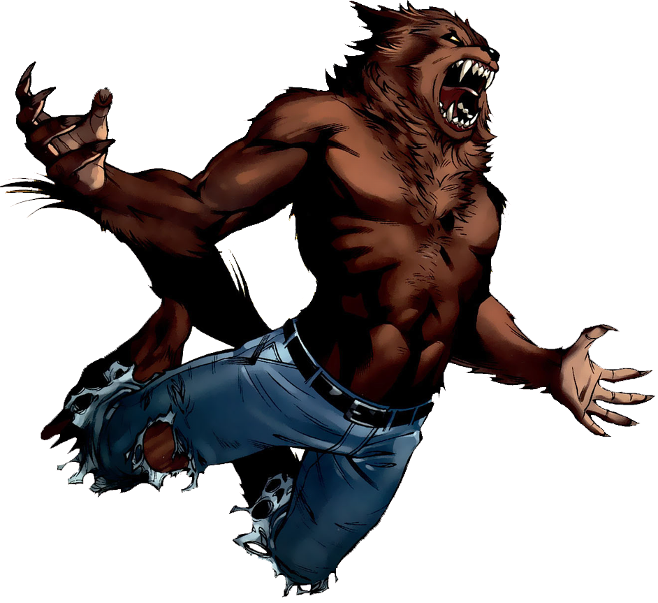 Werewolf .png. Image by night jack