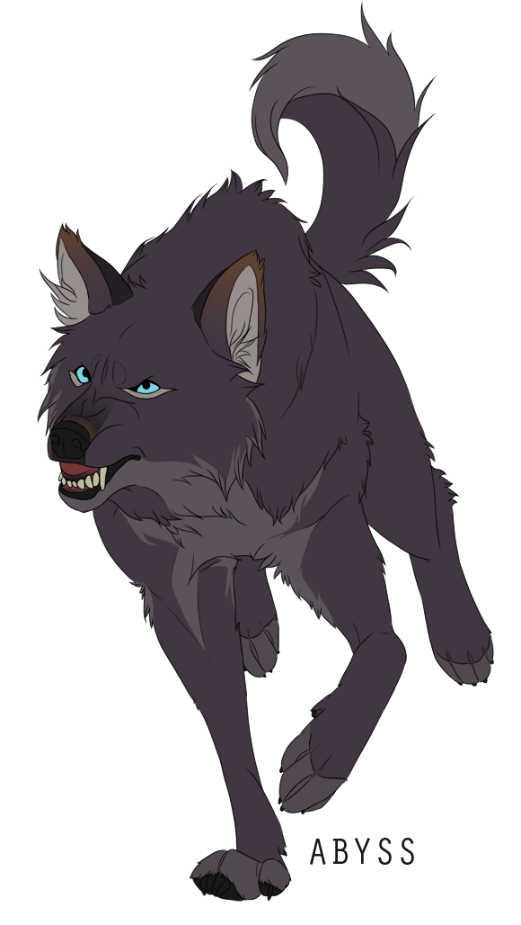 Werewolf png drawing. Wolves dark gray blue