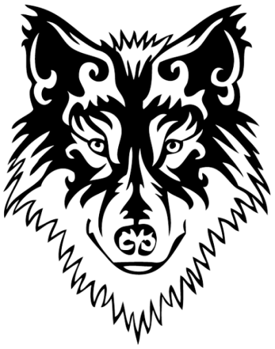 Werewolf png drawing. Download wolf tattoos free