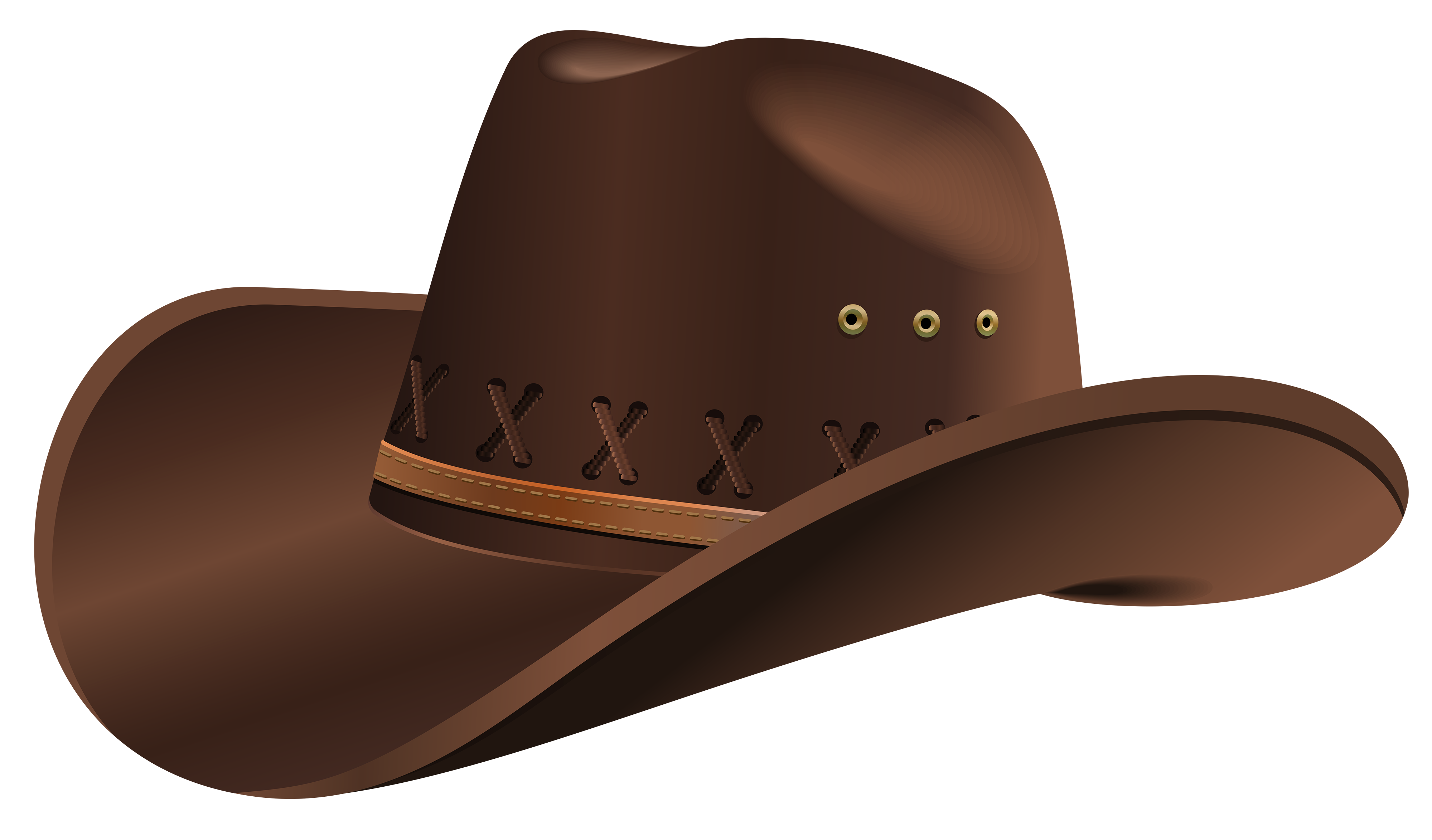Western clip art png. Cowboy hat image gallery