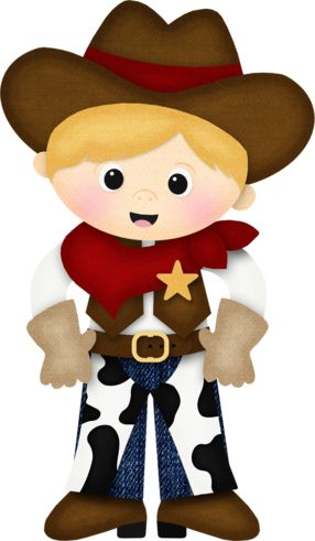 best cowboy images. Western clipart child image black and white library