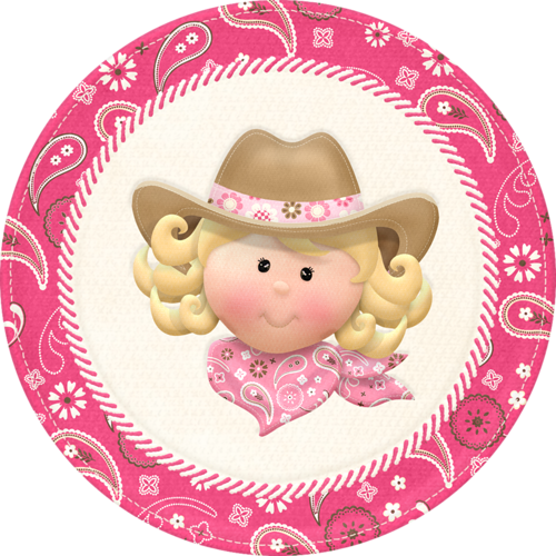 Blond haired girl fiestas. Western clipart picnic picture free download