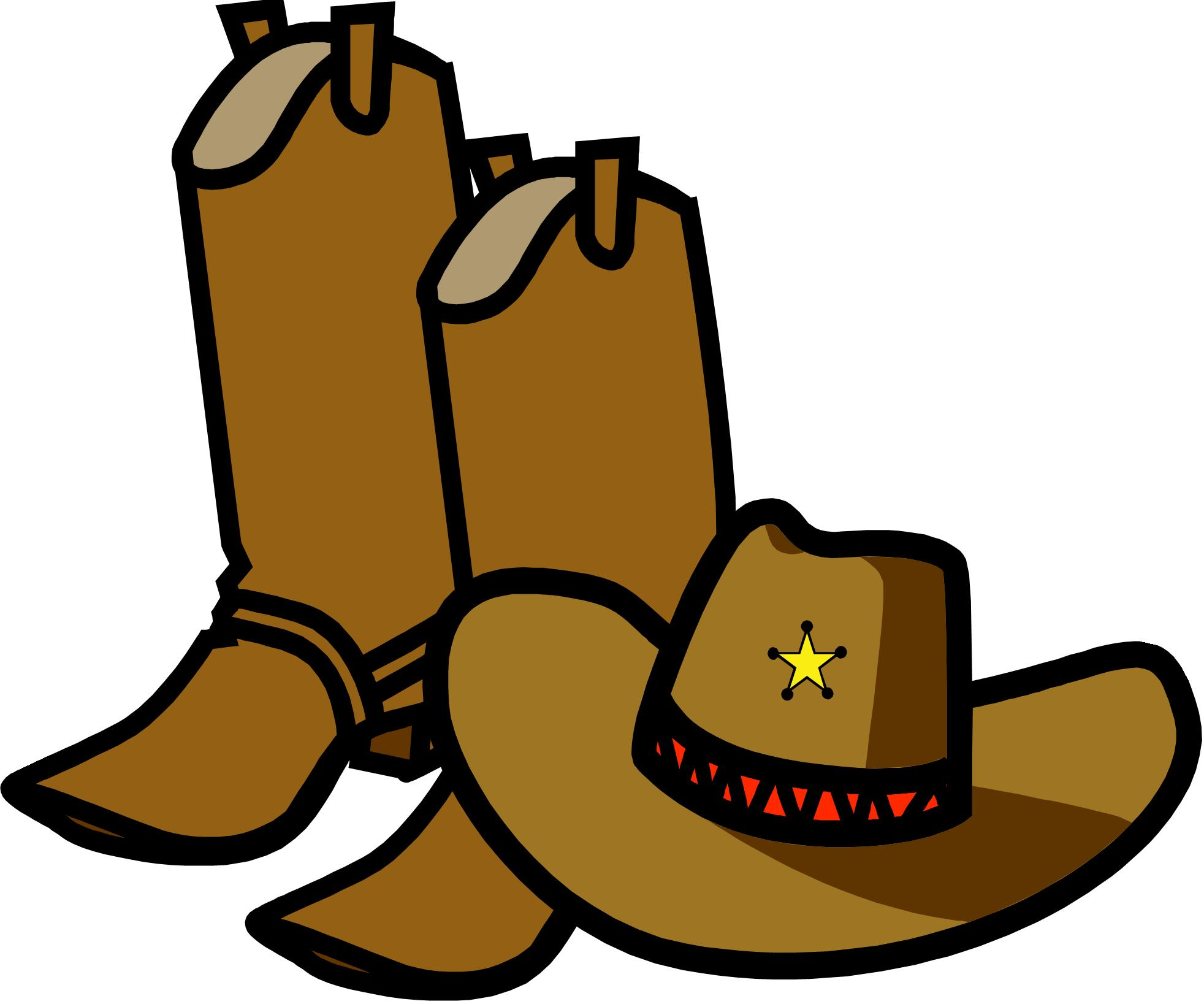 June cowboy . Western clipart picnic image freeuse download