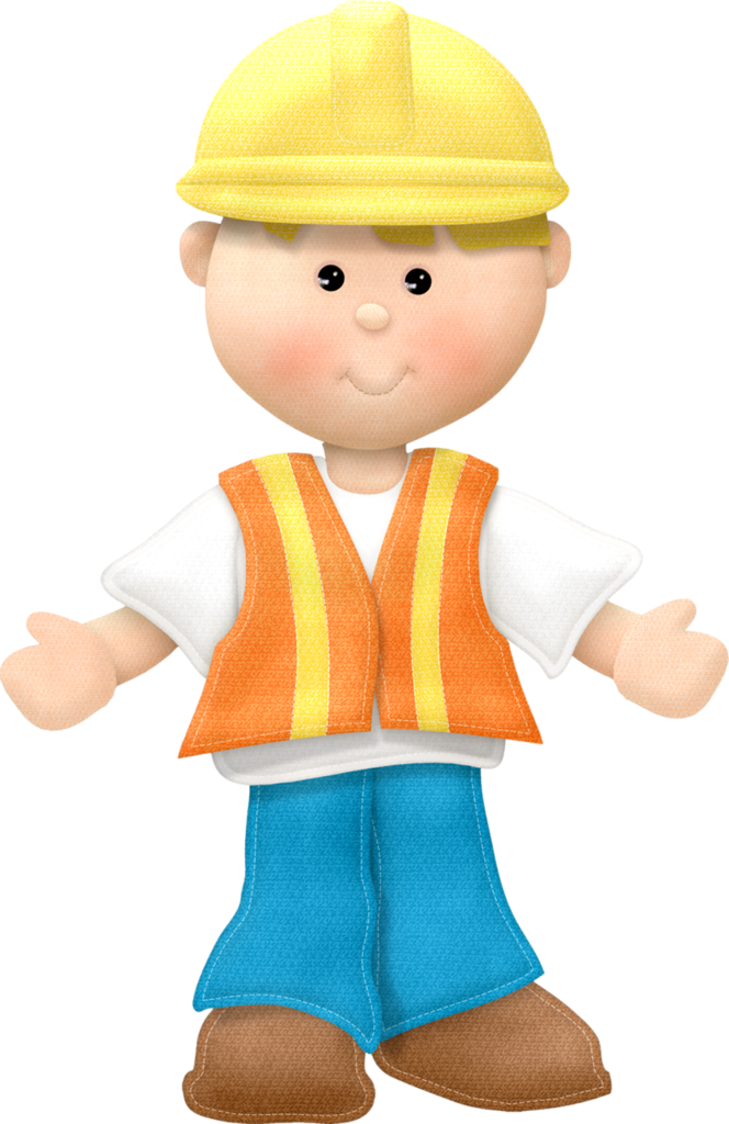 Western clipart ten gallon hat. Construction worker community theme