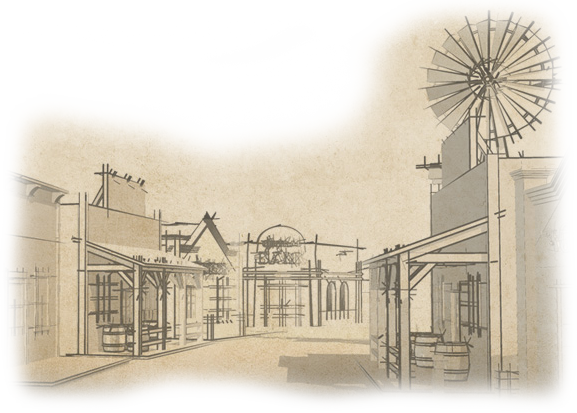 Western drawing old west. Town at getdrawings com