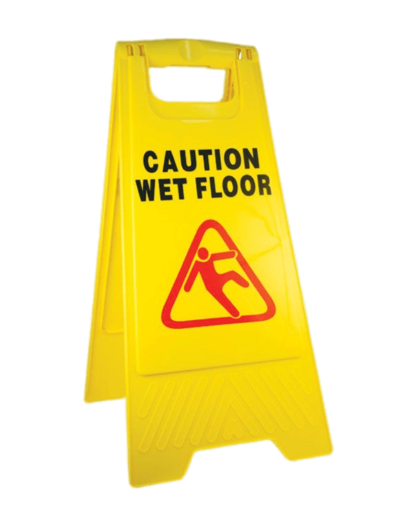 Wet clipart transparent. Caution floor board png