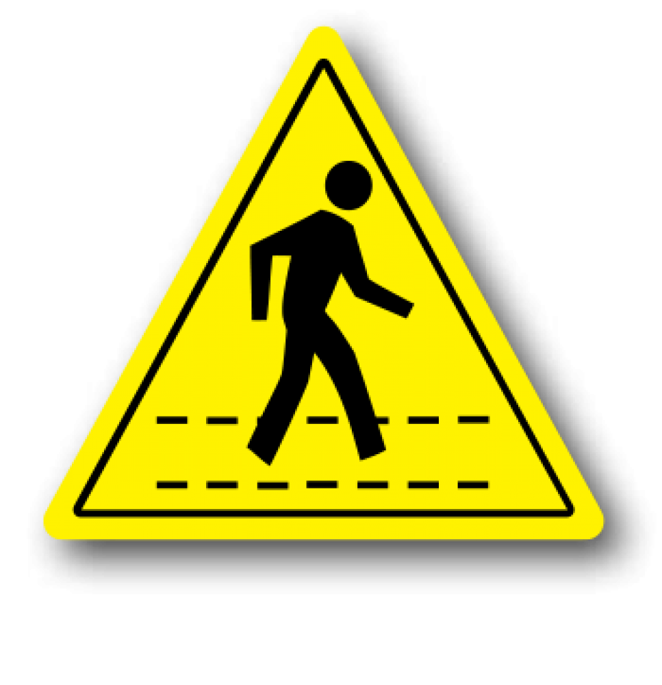 Wet floor caution sign icon png. Safety warning hazard safe