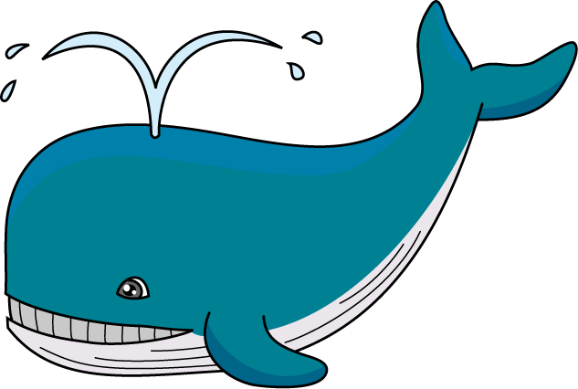 Whale clipart png. Pink clip art free