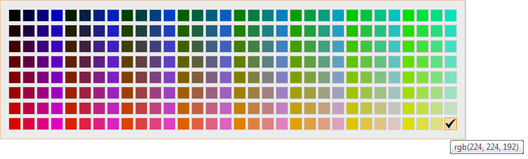 What is a 24 bit color png image. Do all colors exist