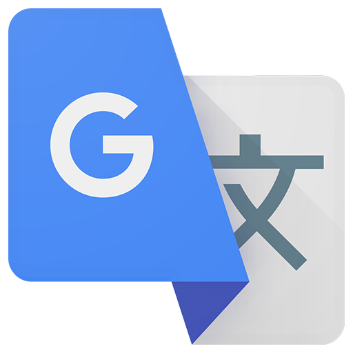 Googlr drawing sign. File google translate icon