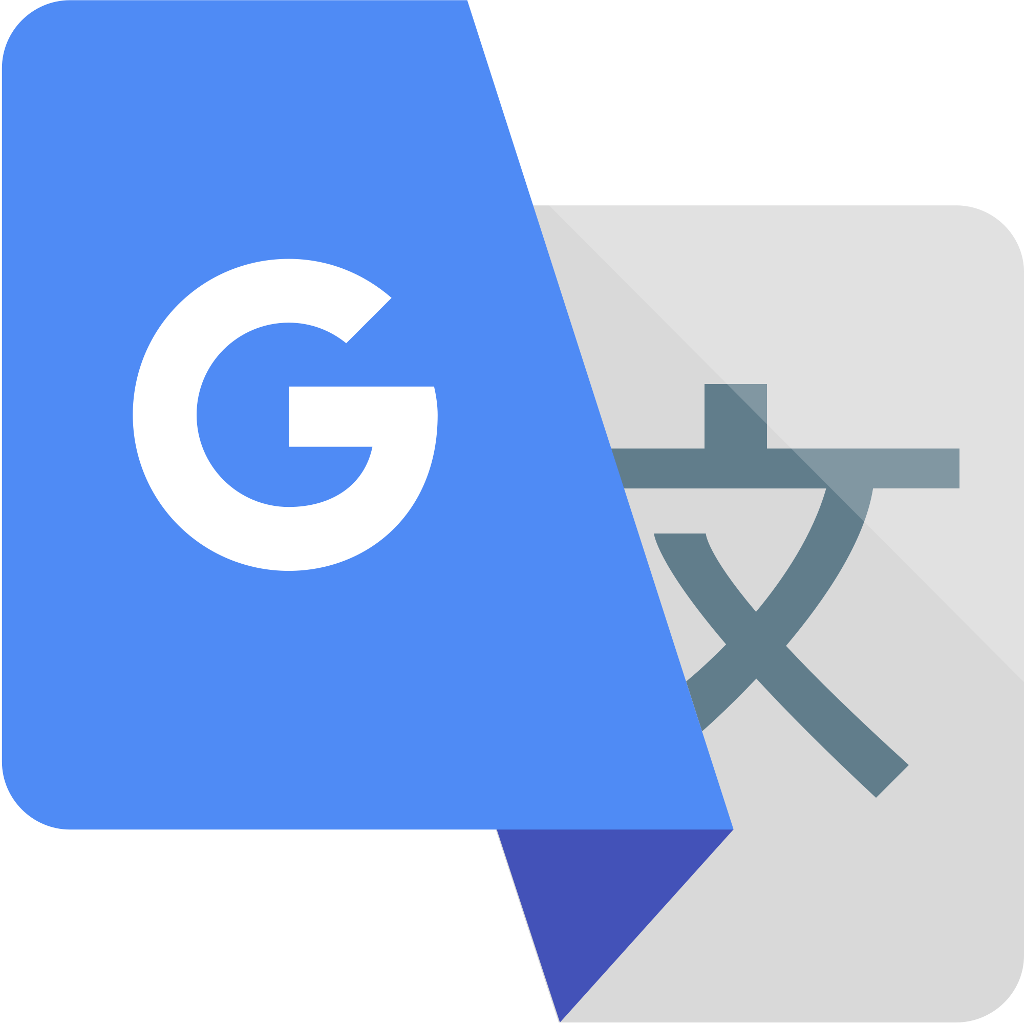 What is .png file extension. Google translate icon png