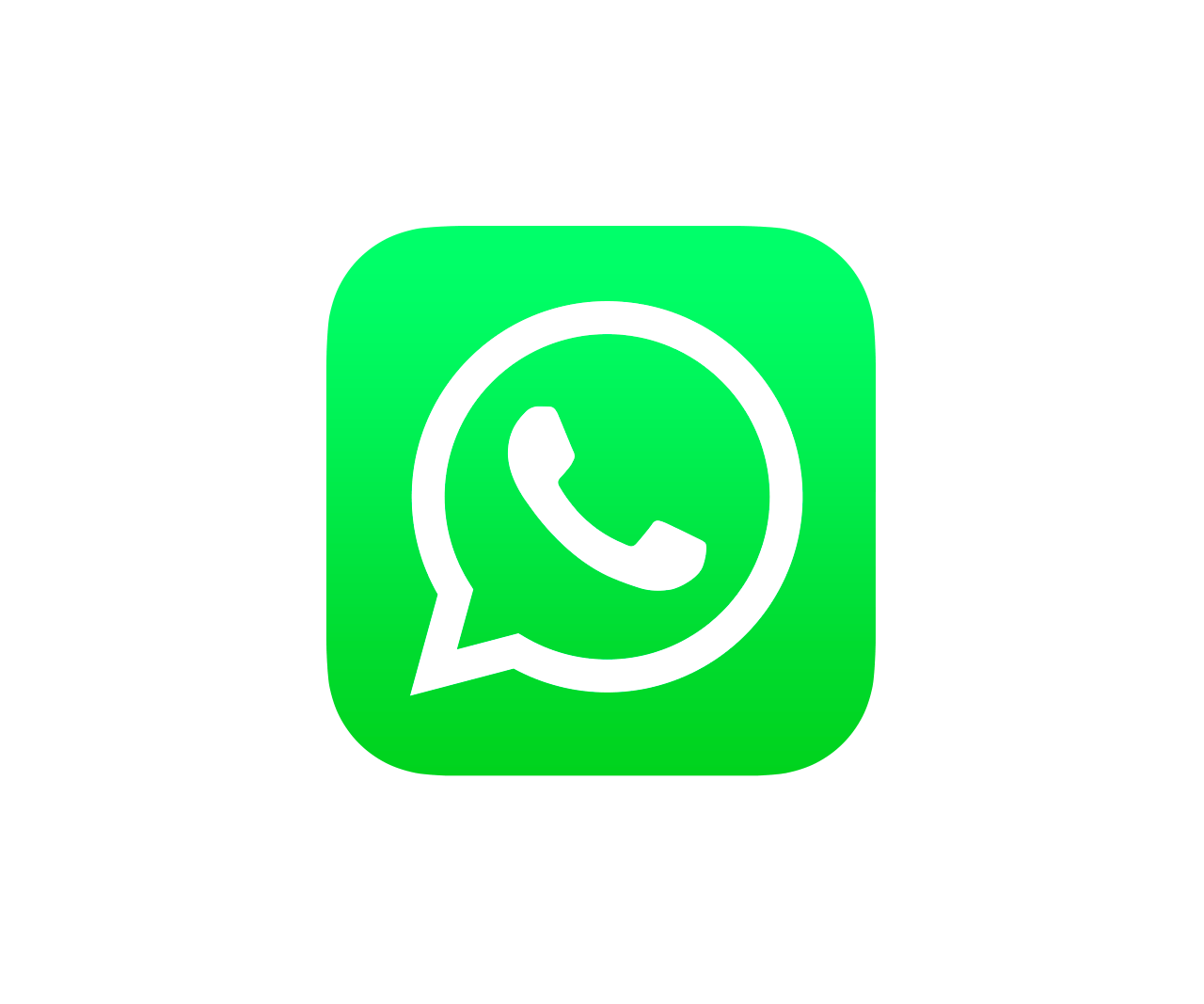Whatsapp icon png. Ios transparent stickpng download