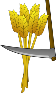 Wheat clipart animated. Clip art at clker