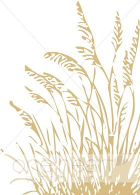 Wheat clipart wheat stem. Wedding seasons images