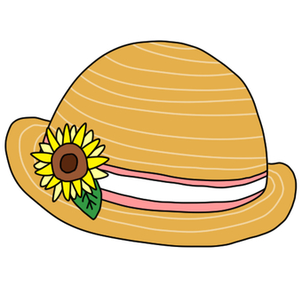 Wheat clipart wheat straw. Free cliparts hats illustac