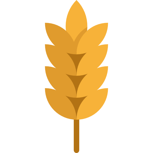 Wheat icon png. Free food icons