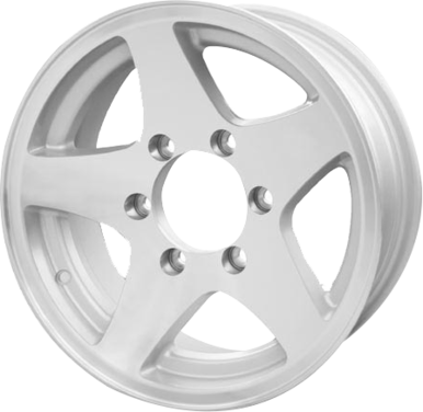Wheel transparent aluminum. Star greenball wheels accessories
