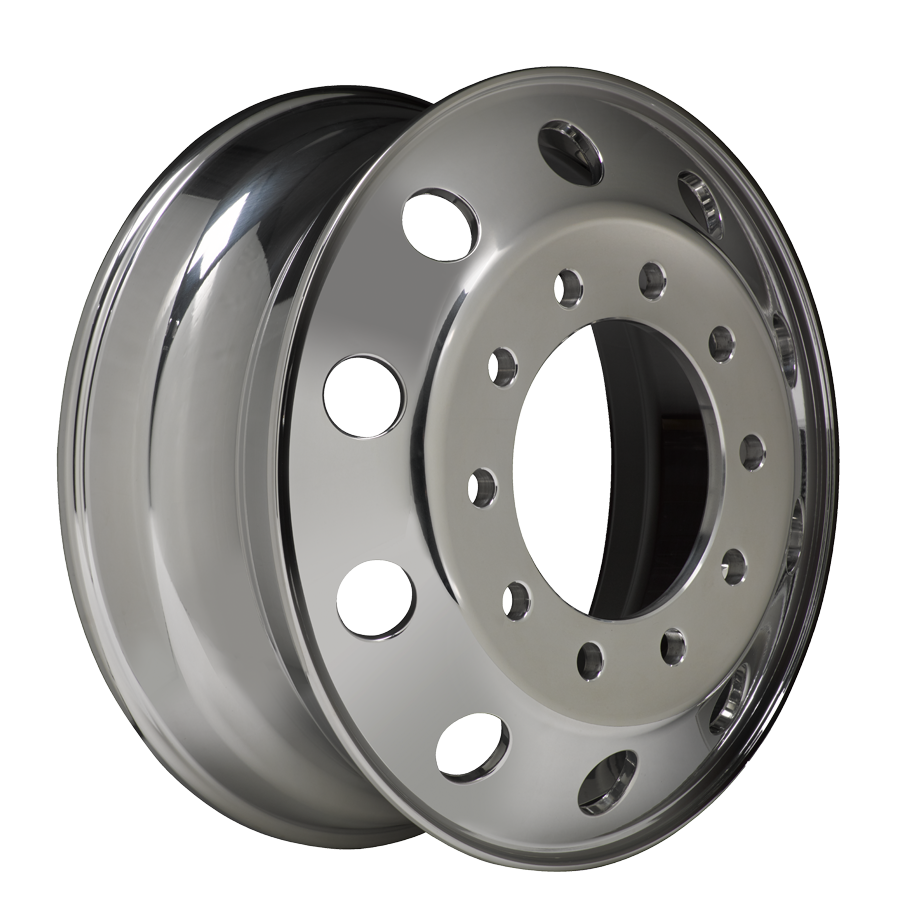 Wheel transparent aluminum. Accuride develops lighter weight