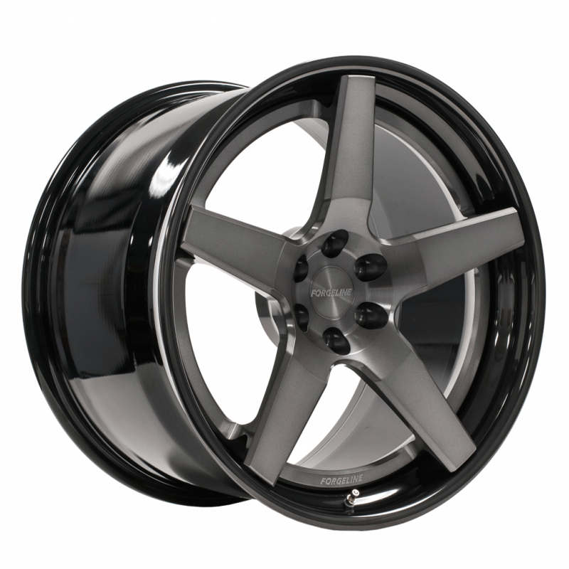 Wheel transparent new. Al now available forgeline