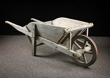 Wheelbarrow clipart antique wood. French wooden woodworking project