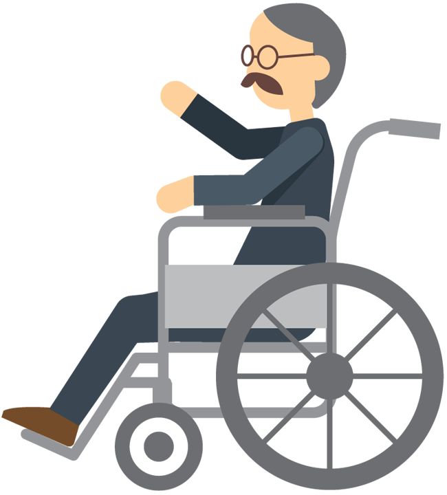 Wheelchair clipart nurse wheelchair. Elderly png transparent images