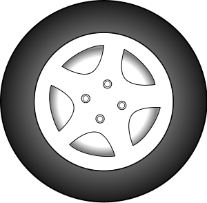 wheels clipart automotive