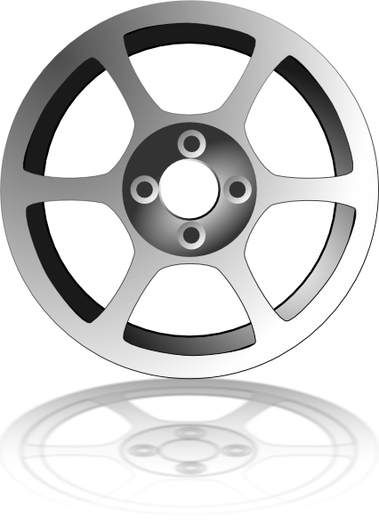 Wheels clipart mag wheel. Clip art at clker