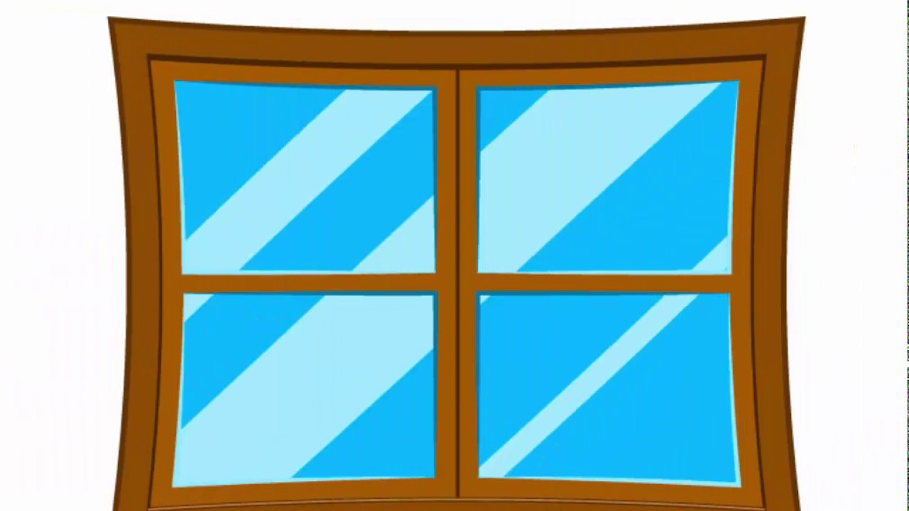 Where is in clipart pane. Beauty window clip