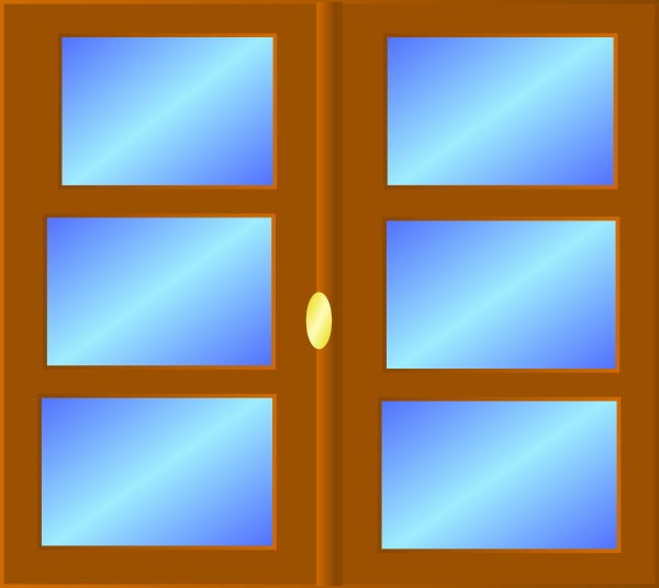 Where is in clipart pane. Clip art window