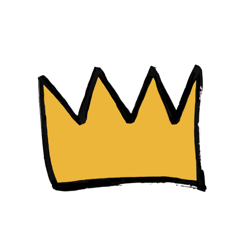 Crown clip wild things. Clipart at getdrawings com