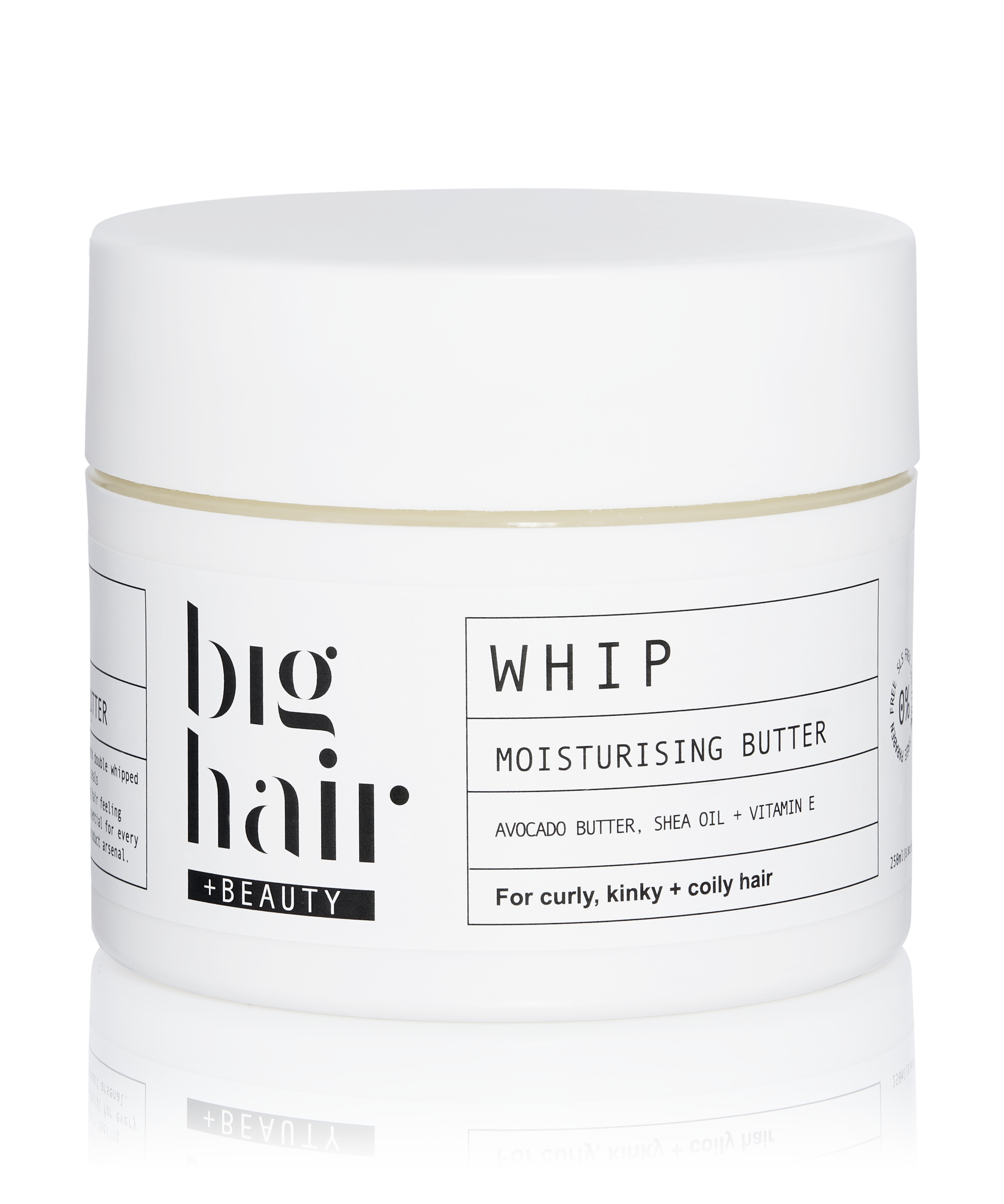 Whip hair png. Whipped butter big beauty