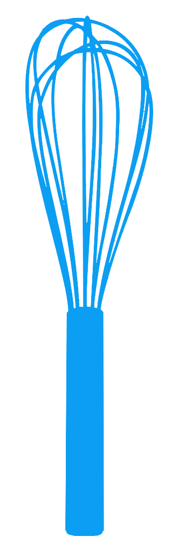 Whisk clipart blue. Panda free images info