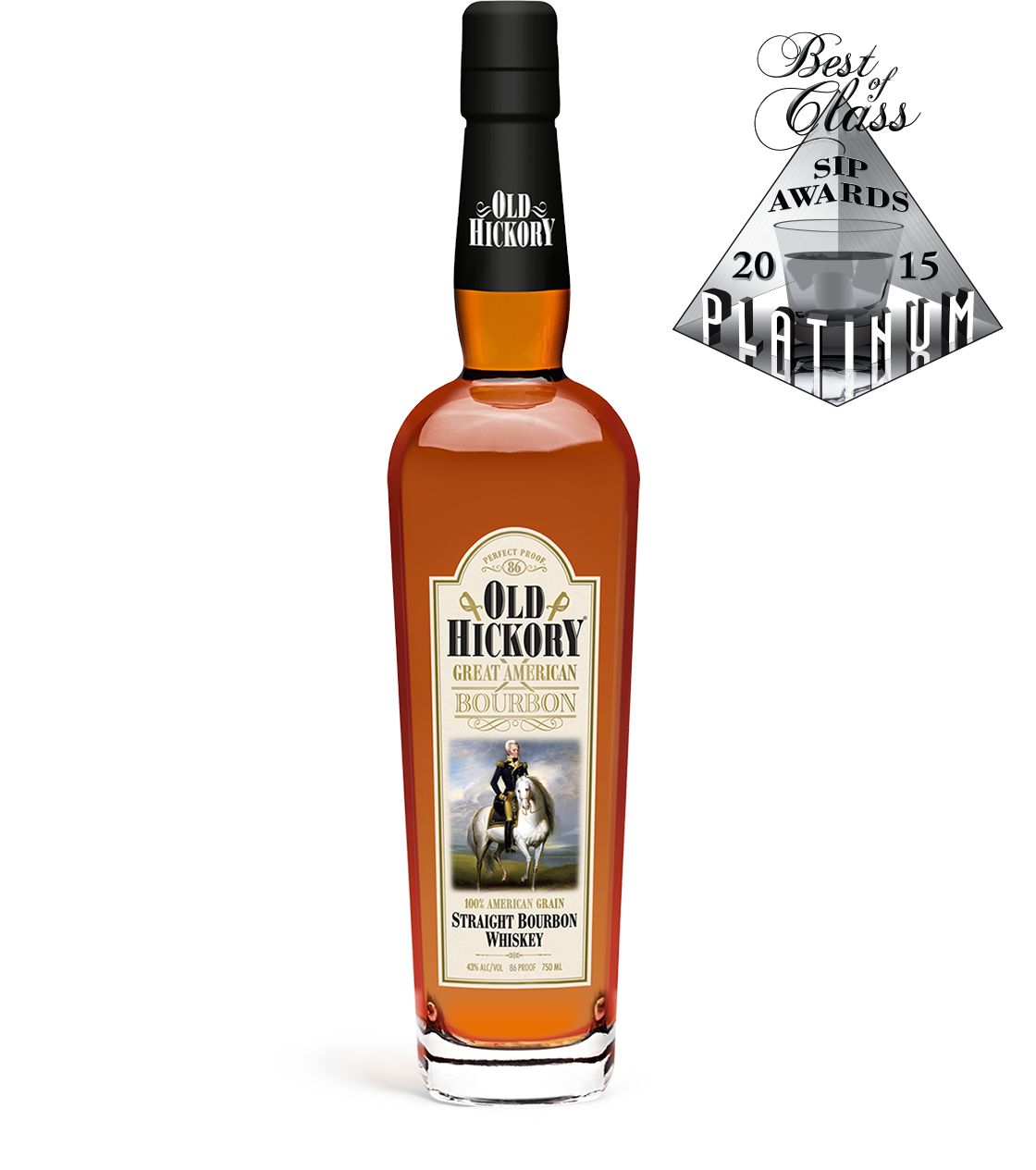 Whiskey drawing easy. Old hickory great american