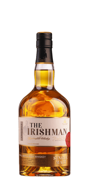 Whiskey drawing generic. The irishman single malt