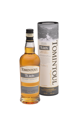 Whiskey drawing moonshine. Tomintoul tl th malt