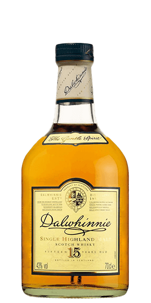 Whiskey drawing old medicine bottle. Dalwhinnie year reviews tasting