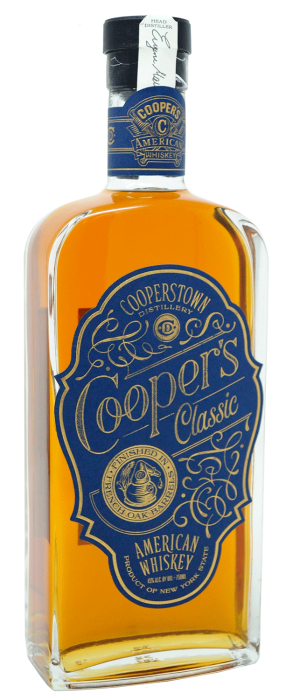 Whiskey drawing rock. Cooper s classic american