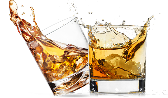 Whiskey drink png. Proof bar premium and