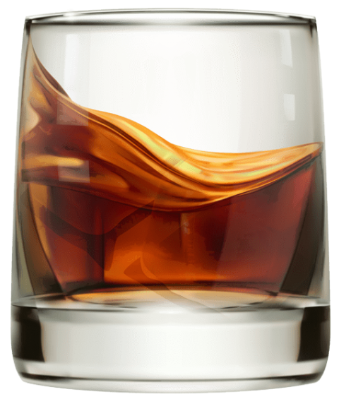 Whiskey vector old fashioned glass. Download png images background