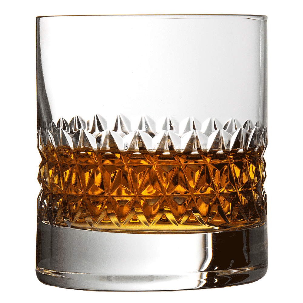 Whiskey glass png. Koto old fashioned tumbler