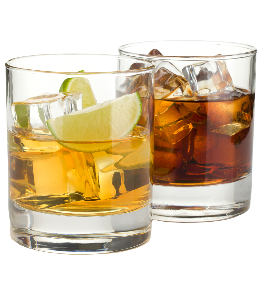 Whiskey glass png. Bourbon cocktail distilled beverage