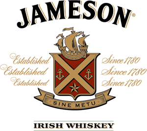 Whiskey vector. Search jameson irish logo