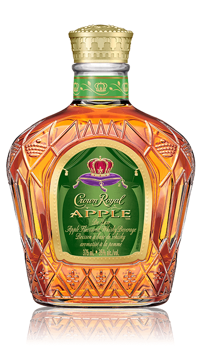Whiskey vector booze. Crown royal whisky brand