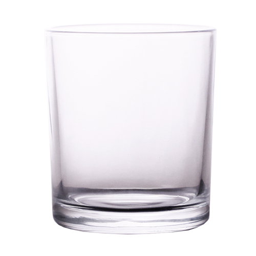 Whiskey vector lowball glass. Custom oz old fashioned