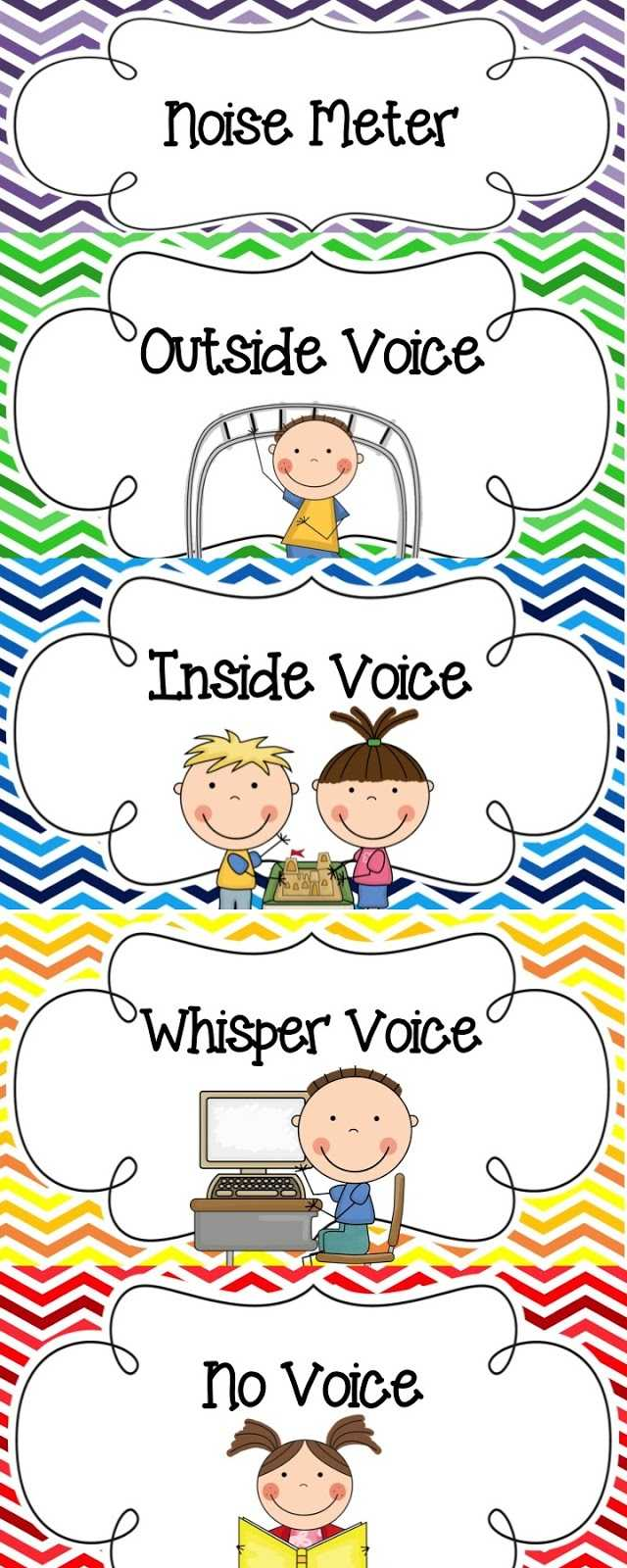 Whisper clipart low voice. Inside outside voices