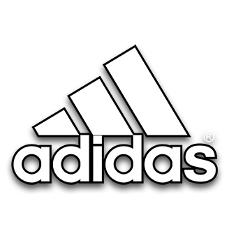 White adidas logo png. Transparent small images choice