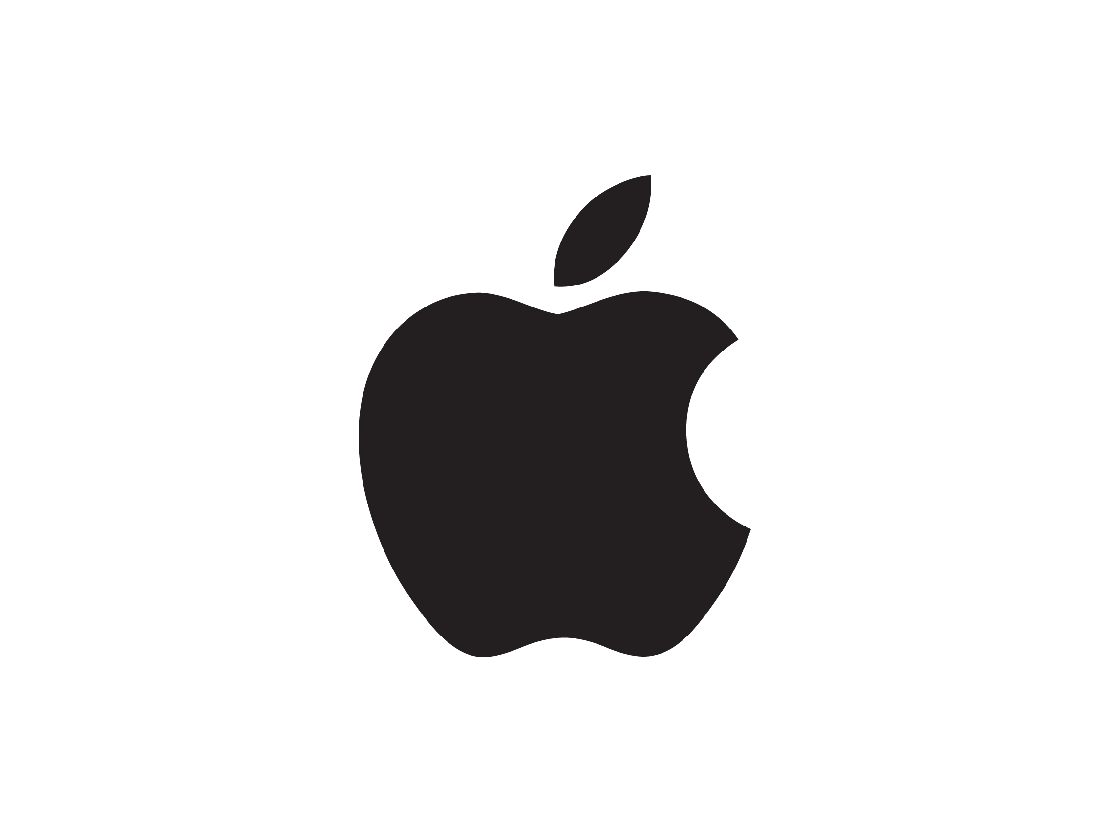 Apple logo png white. Images free download
