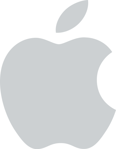 White apple logo png. Icons for free icon