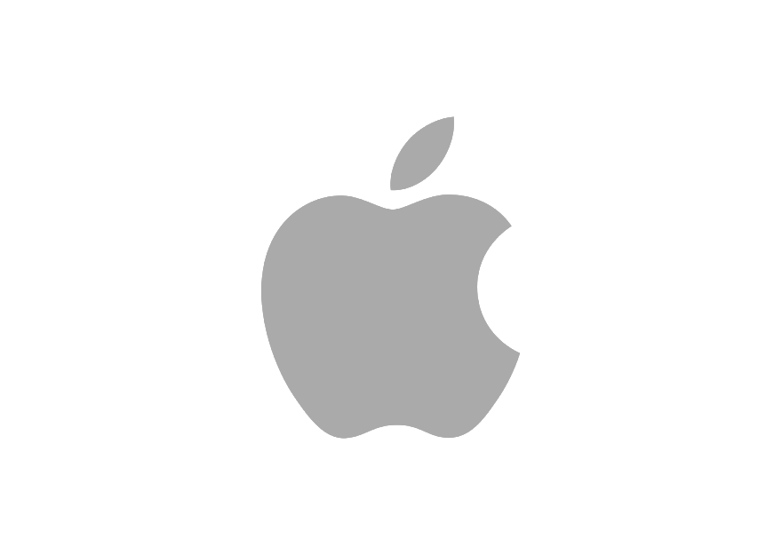 White apple logo png. Latest icon gif